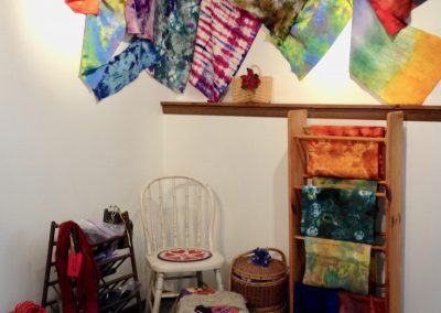 Rug Hooking and Dying